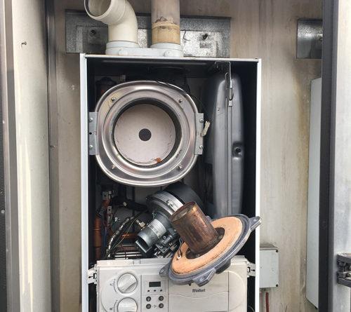 manutenzione caldaia torino