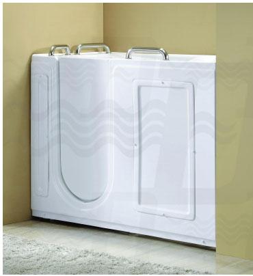 vasca per disabili con portina laterale AR151V1019