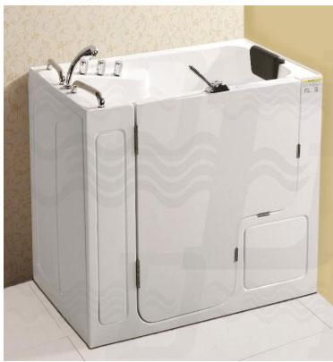 vasca per disabili con portina laterale AR151V1020