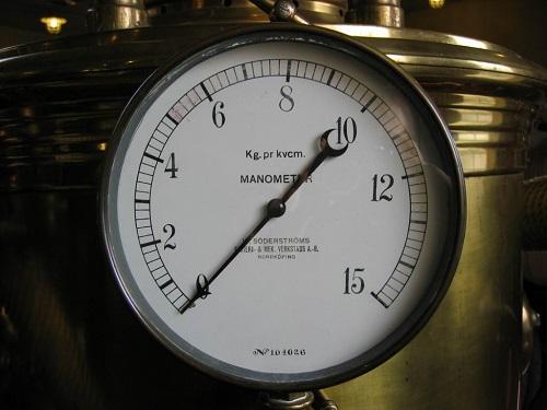 Idraulico perdita gas Torino manometro
