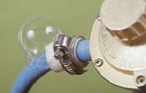 Idraulico perdita gas Torino odore
