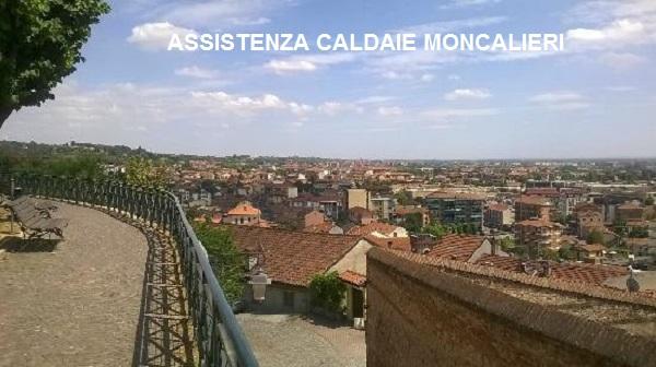Assistenza caldaie Moncalieri