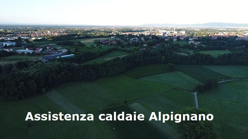 Assistenza caldaie Alpignano
