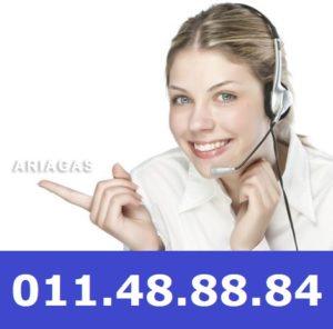 Telefono Ariagas